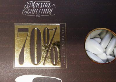 Cioccolato fondente 70%