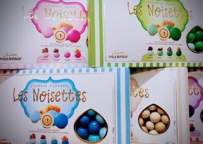 Les Noisettes