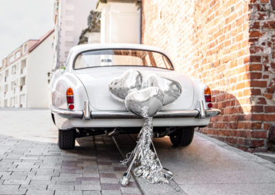 Wedding Car Decoration set 2